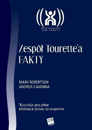 Okładka książki Zespół Tourette'a FAKTY