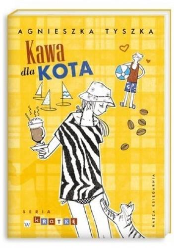 Okładka książki Kawa dla kota