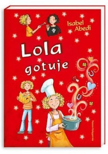 Okładka książki Lola gotuje