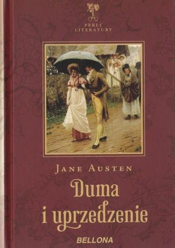 Okładka książki Duma i uprzedzenie