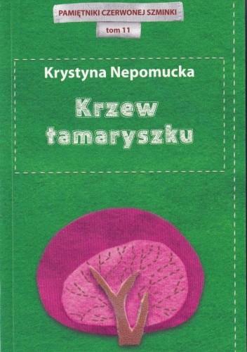 Okładka książki Krzew tamaryszku