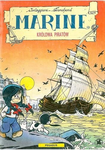 Okładka książki Marine, t. 2. Królowa piratów