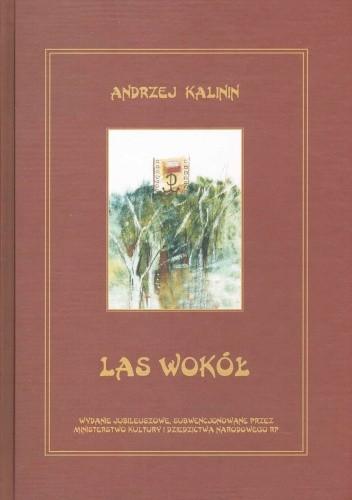 Okładka książki Las wokół