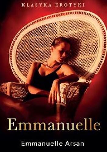 Okładka książki Emmanuelle
