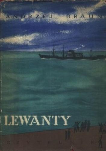 Okładka książki Lewanty