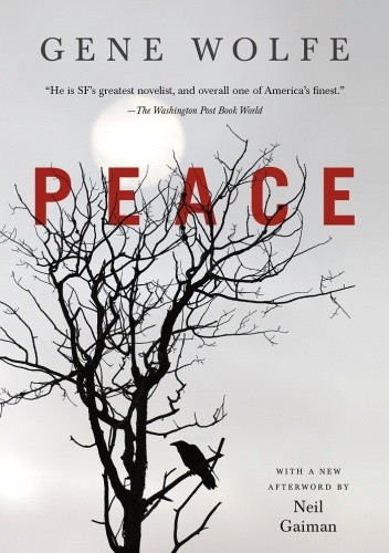Okładka książki Peace