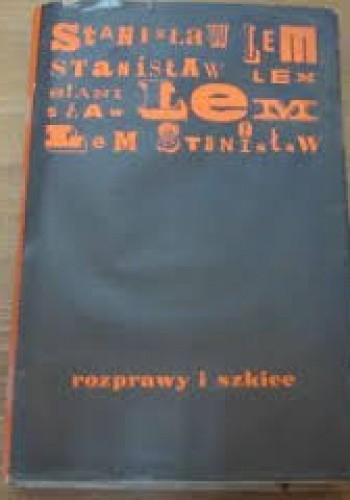 Okładka książki Rozprawy i szkice