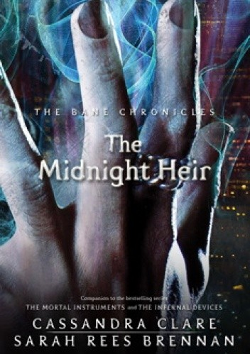 Okładka książki The Midnight Heir