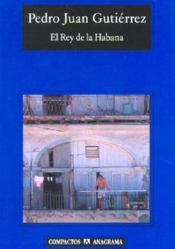 Okładka książki El Rey de la Habana