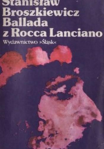 Okładka książki Ballada z Rocca Lanciano