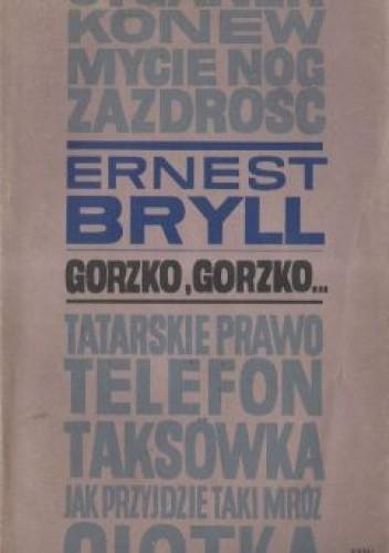 Okładka książki Gorzko, gorzko