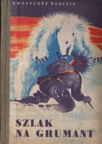 Okładka książki Szlak na Grumant