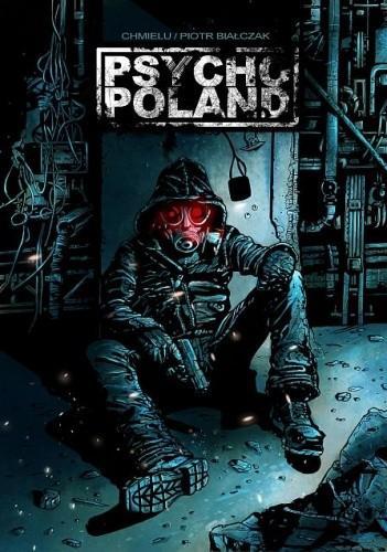 Okładka książki Psychopoland
