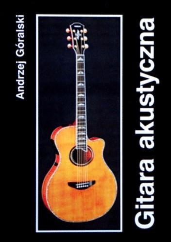 Okładka książki Gitara Akustyczna