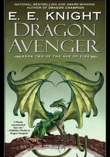 Okładka książki Dragon Avenger