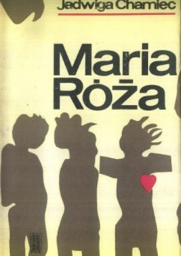 Okładka książki Maria Róża