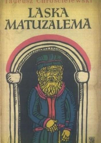 Okładka książki Laska Matuzalema