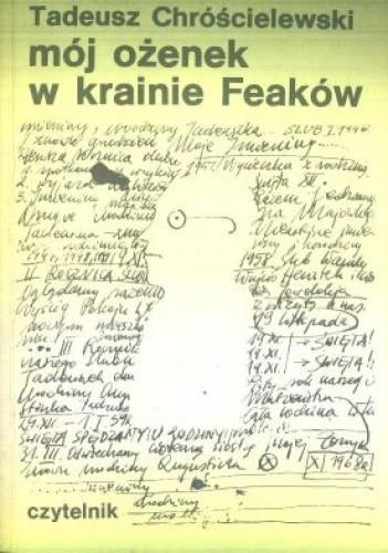 Okładka książki Mój ożenek w krainie Feaków