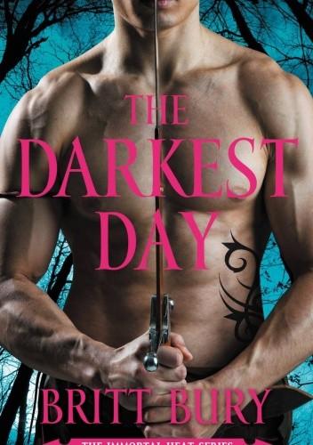 Okładka książki The Darkest Day
