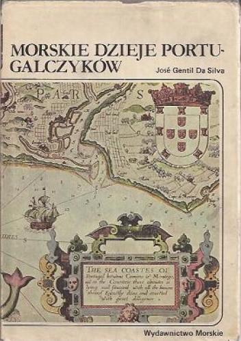 Okładka książki Morskie dzieje Portugalczyków