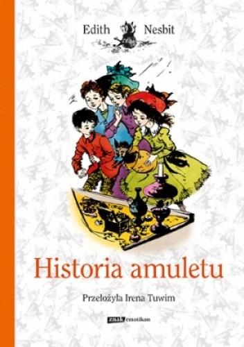 Okładka książki Historia amuletu