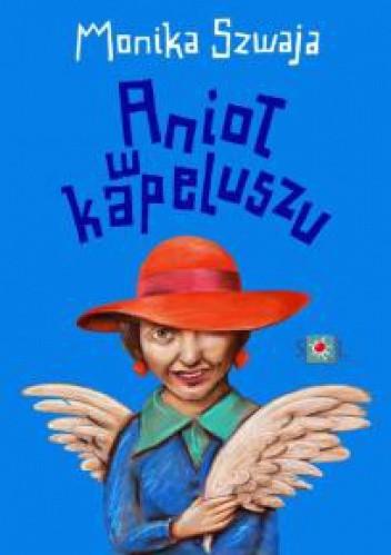 Okładka książki Anioł w kapeluszu