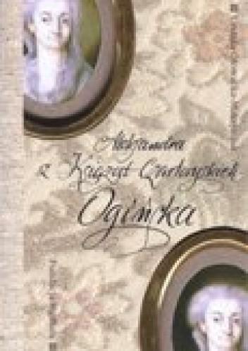 Okładka książki Aleksandra z Książąt Czartoryskich Ogińska
