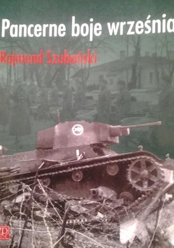 Okładka książki Pancerne boje września