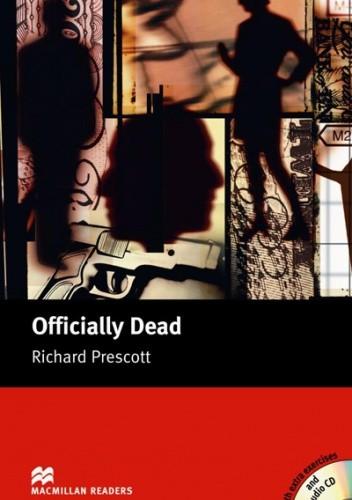 Okładka książki Officially Dead