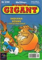 Gigant 2/98: Indiana Dżems i Świątynia Małp