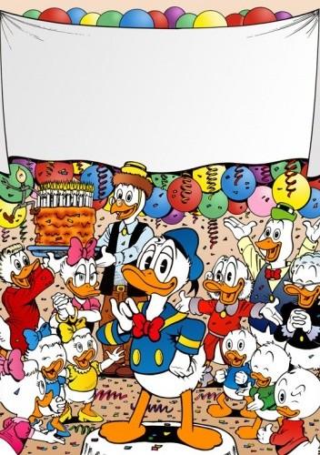 Okładka książki The Duck Who Never Was