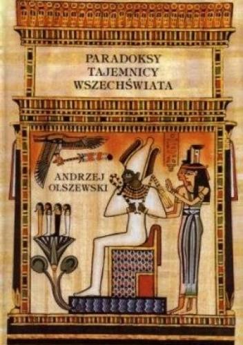 Okładka książki Paradoksy tajemnicy wszechświata