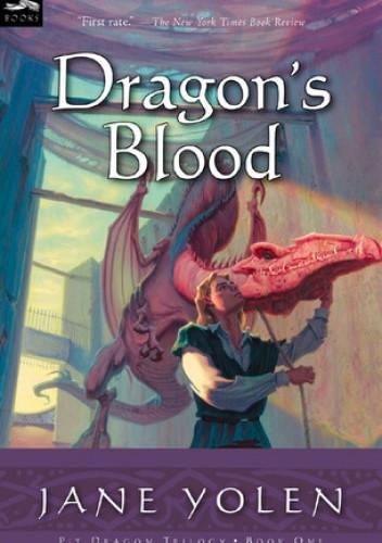 Okładka książki Dragon's Blood
