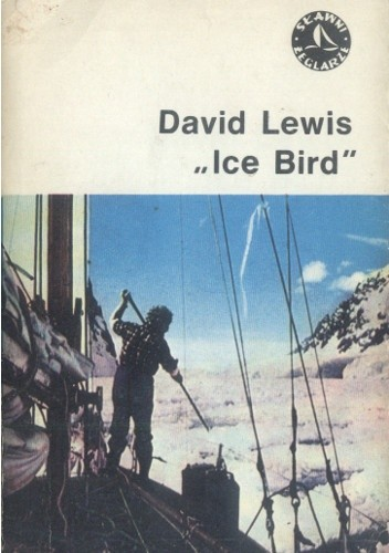 """Okładka książki """"Ice Bird"""""""