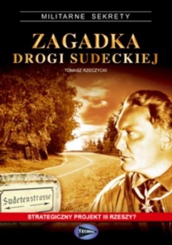 Okładka książki Zagadka drogi sudeckiej