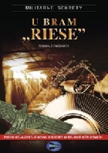 """Okładka książki U bram """"Riese"""""""