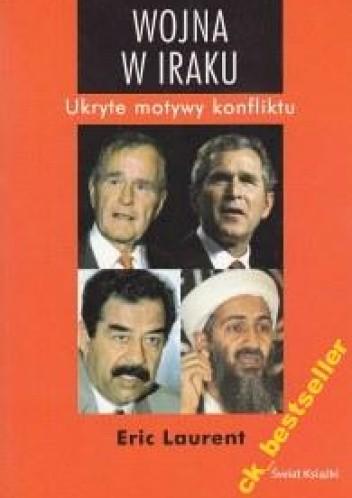 Okładka książki Wojna w Iraku