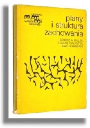 Okładka książki Plany i struktura zachowania