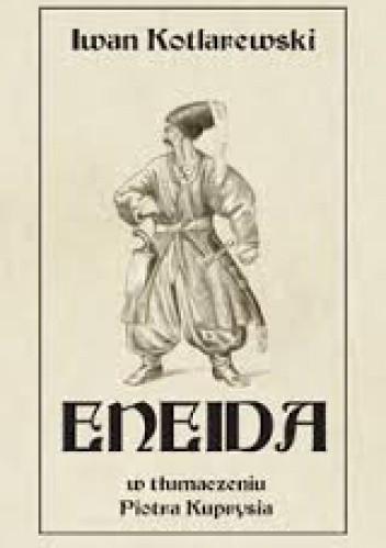 Okładka książki Eneida