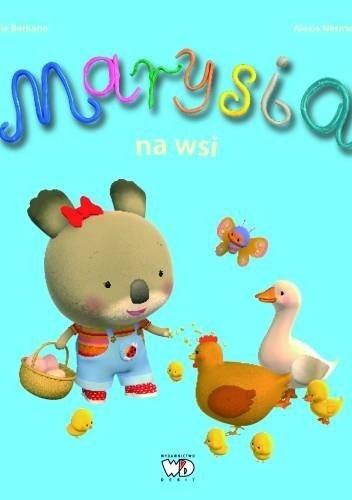 Okładka książki Marysia na wsi