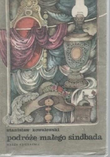 Okładka książki Podróże małego Sindbada