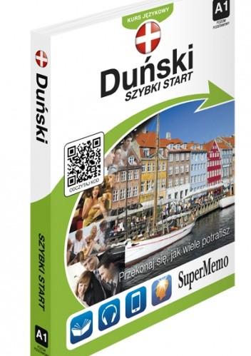 Okładka książki Duński - Szybki start