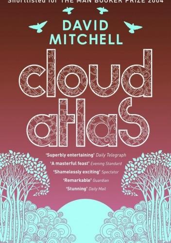 Okładka książki Cloud Atlas