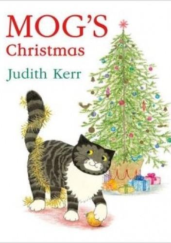 Okładka książki Mog's Christmas