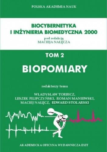 Okładka książki Biopomiary