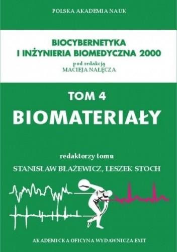 Okładka książki Biomateriały