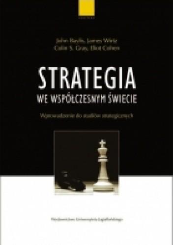 Okładka książki Strategia we współczesnym świecie