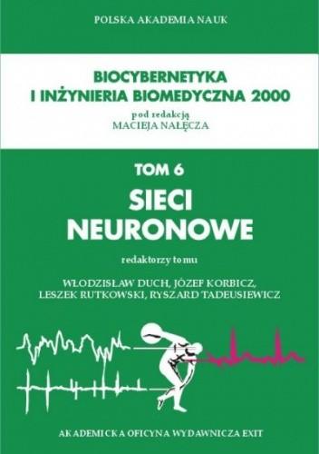 Okładka książki Sieci neuronowe