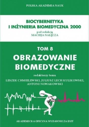 Okładka książki Obrazowanie biomedyczne