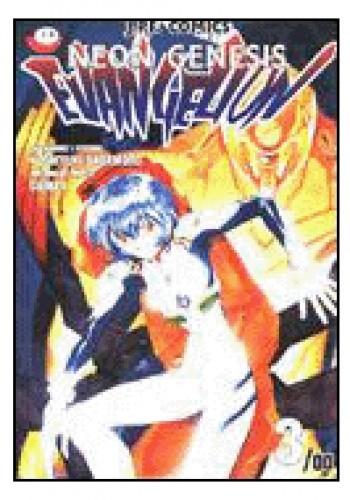 Okładka książki Neon Genesis Evangelion 3/00: